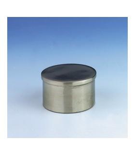 Embout plat pour Ø 25 mm