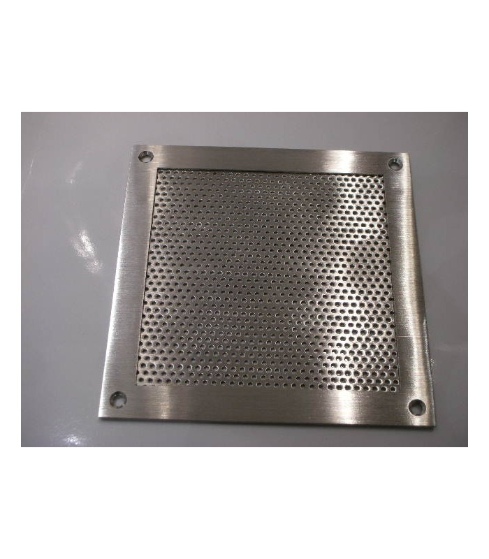 Grille d 39 a ration carr e igs d co for Aeration salle de bain sans fenetre