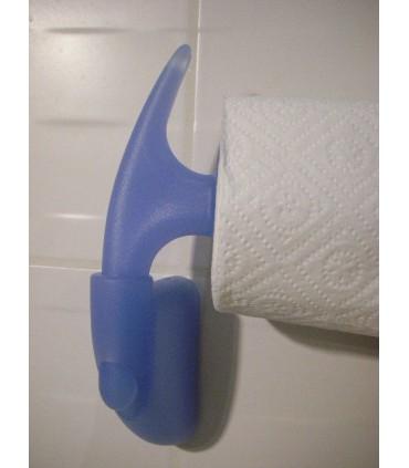 Support pour papier essui tout bleu