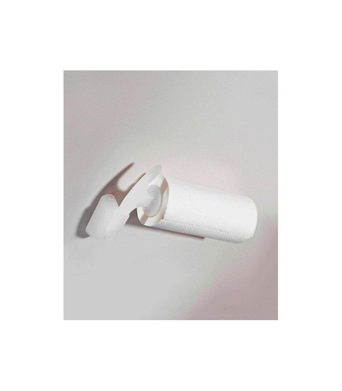 Support pour papier essui tout blanc