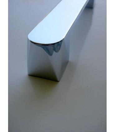 Poignée série Geometric chromé brillant