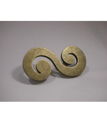 Poignée série DID-S bronze rustique