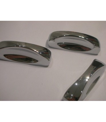 Poignée série VERG-73 chromé brillant