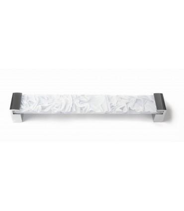 Poignée série Eme blanc