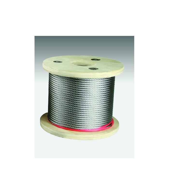 Câble inox diamètre 4 mm
