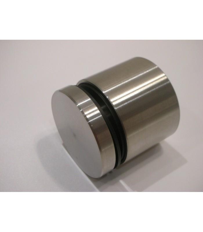 Entretoise diamètre 35 mm inox brossé