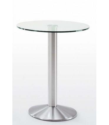 Pied de table central base cône Ø 400 mm