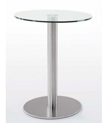 Pied de table central base plate Ø 450 mm