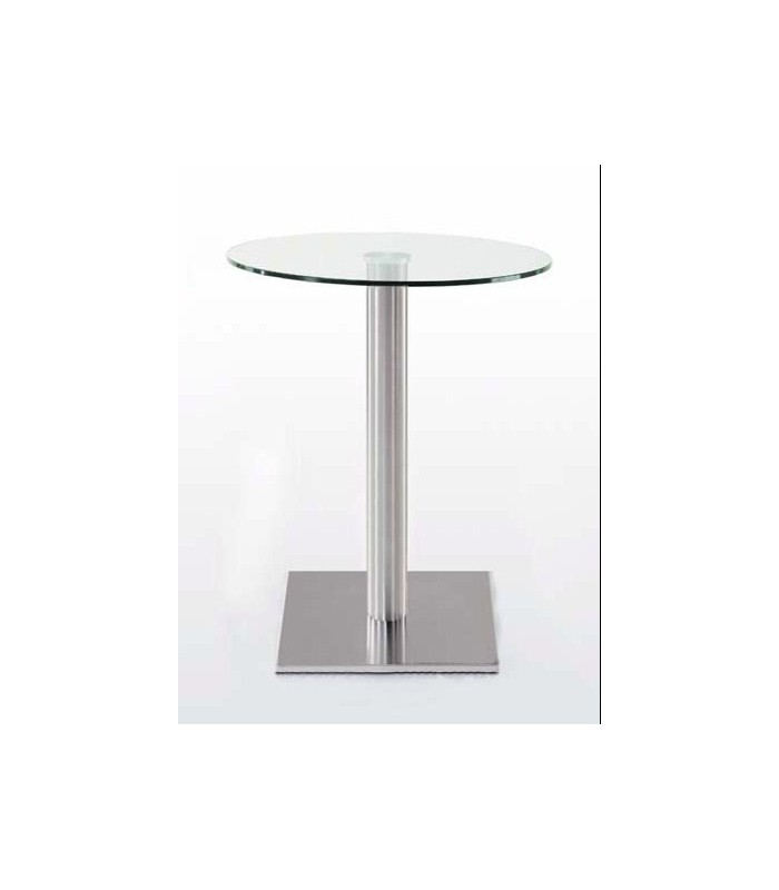 Pi tement central pour table en verre - Pied central pour table ...