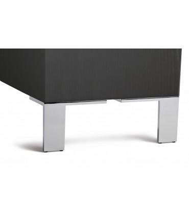 Pied de meuble deux départs série Dual par Viefe