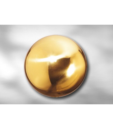 Sphère laiton Ø 100 mm