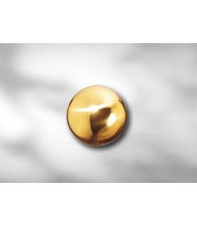Sphère laiton Ø 20 à 50 mm pour décoration d'escalier