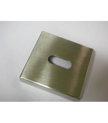 Rosace carrée pour entrée de clé L