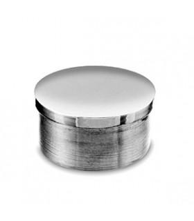 Bouchon plat pour tube Ø 38,1 mm