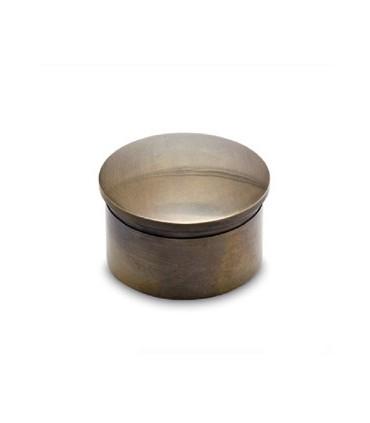 Bouchon bombé bronze