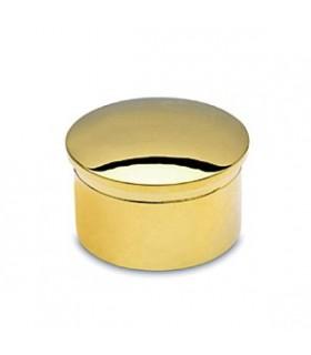 Bouchon bombé pour tube Ø 38,1 mm