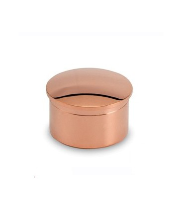 Bouchon bombé cuivre