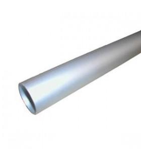 Tube aluminium diamètre 40 mm, épaisseur 2 mm