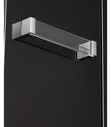 Poignée et bouton de meuble série Glass par Viefe