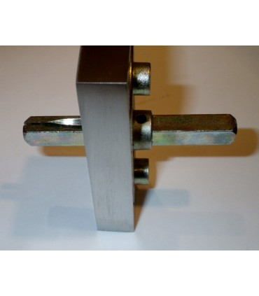 Mécanisme rectangulaire pour fenêtre