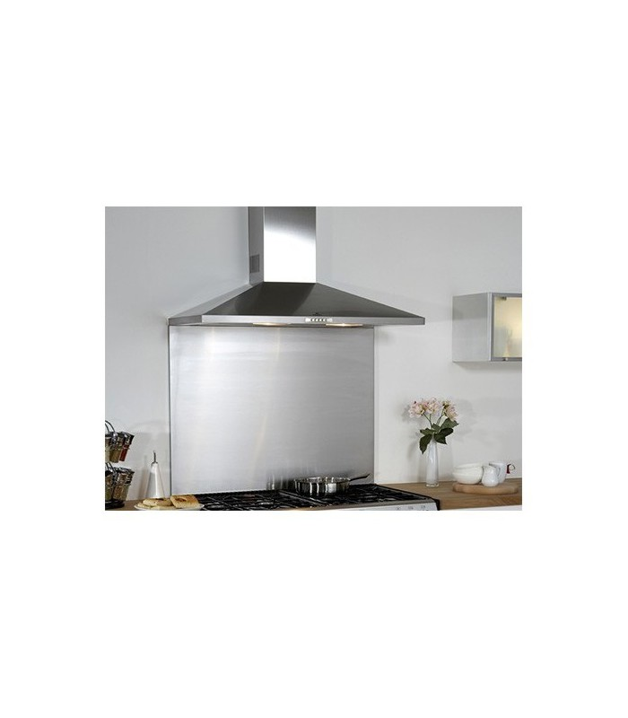 cr dence inox hauteur 400 mm igs d co. Black Bedroom Furniture Sets. Home Design Ideas