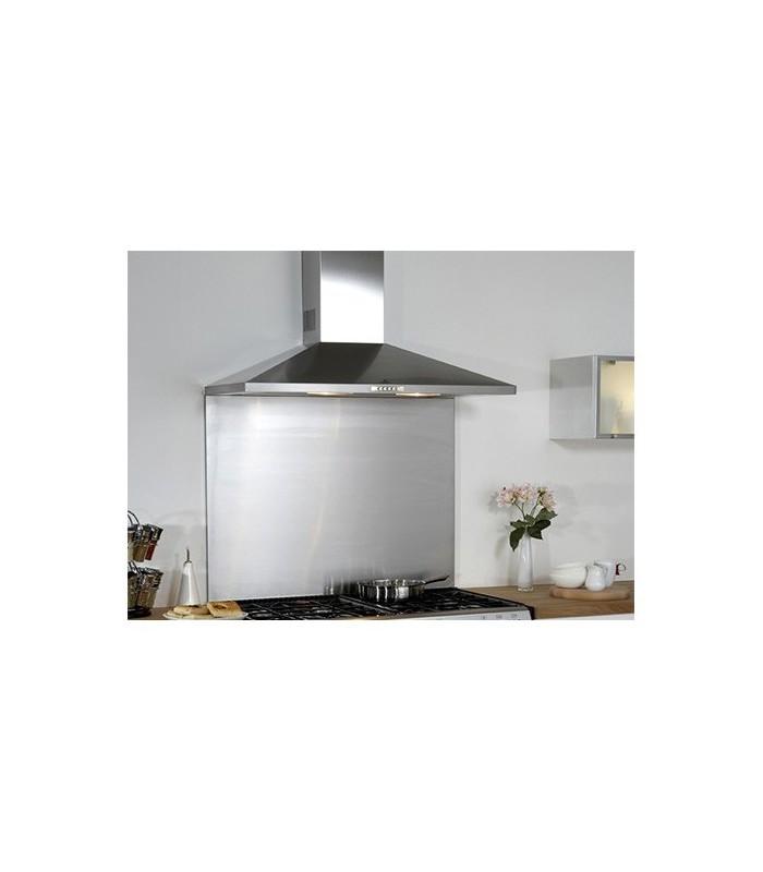 Cr dence inox hauteur 800 mm igs d co for Hauteur credence cuisine