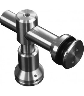 Connecteur design réglable pour un volume en verre