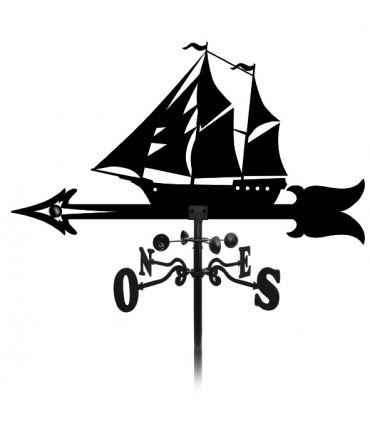Girouette bateau