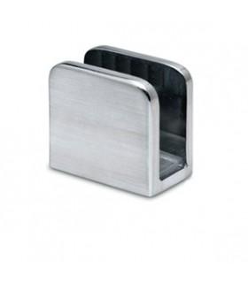 Support forme carrée pour tablette en verre
