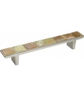Poignée et bouton de meuble Ambre naturel par Bosetti Marella