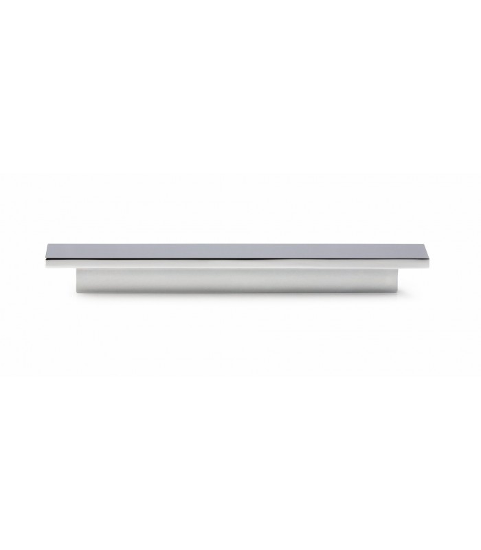 Poignée baton série Table chromé brillant