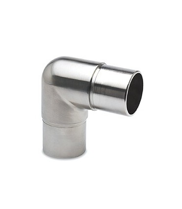 Raccord 90° pour tube Ø 38 mm