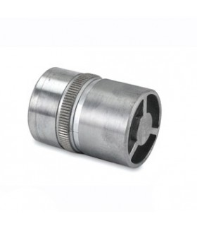 Raccord tube/tube pour Ø 38,1 mm