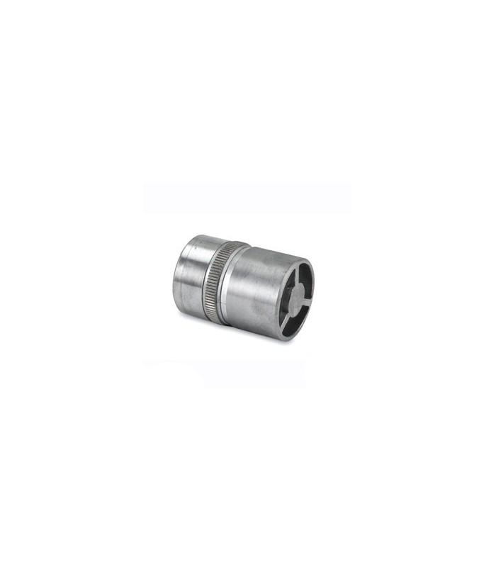 Raccord tube/tube pour Ø 38 mm