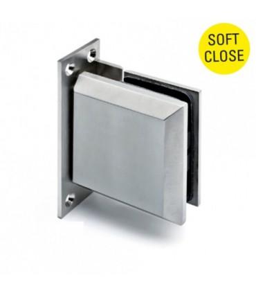 Charnière série soft close pour porte de douche en verre