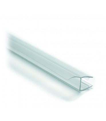 Joint d'étanchéité à lèvre pour porte de douche en verre coupé en 2