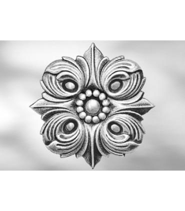 Rosace décorative FOD simple face