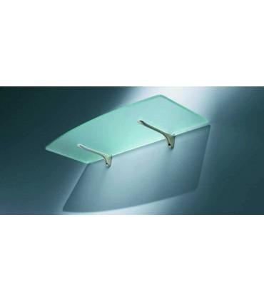 Support MS01222 par Confalonieri pour étagère en verre ou en bois