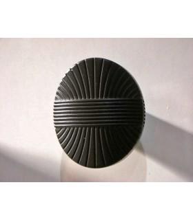 Poignée bouton Country bouclier ovale