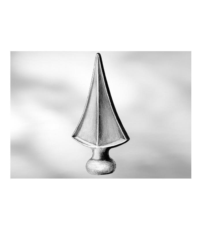 pointe de lance la231 pour barre ronde 25 mm igs d co. Black Bedroom Furniture Sets. Home Design Ideas