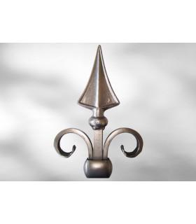 Pointe de lance pour carré de 48 mm