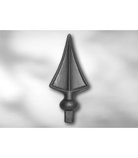 Pointe de lance pour carré de 14 mm