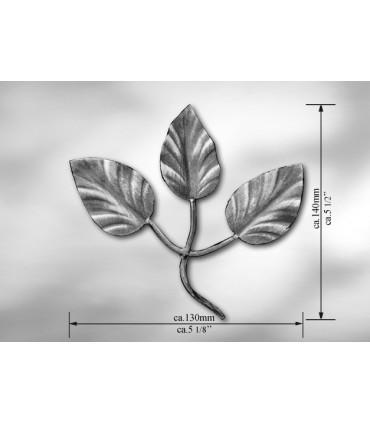 Elément décoratif feuilles