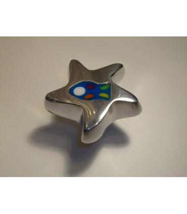 Poignée bouton série R-cop étoile