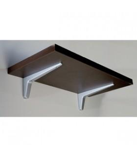 Support pour étagère en bois série 521 par Mafos