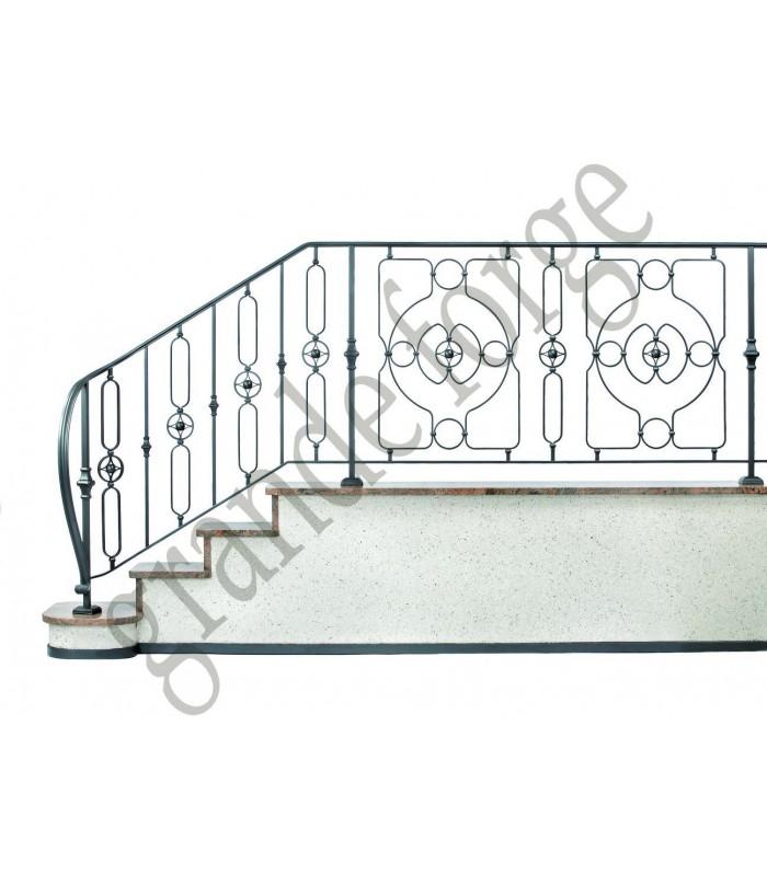 barreau pour rampe et garde corp droit igs d co. Black Bedroom Furniture Sets. Home Design Ideas