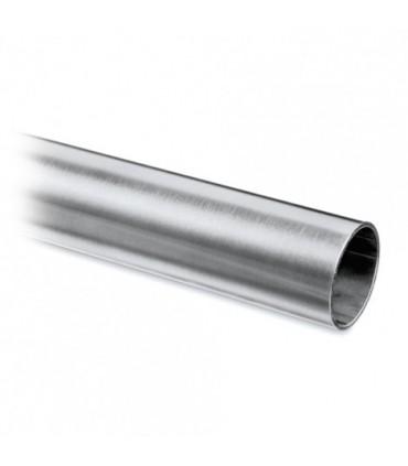 Tube inox AISI 316 diamètre 30 épaisseur 1.5 mm
