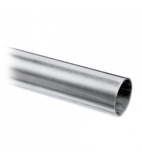 Tube inox aisi 316 diamètre 33.7 mm