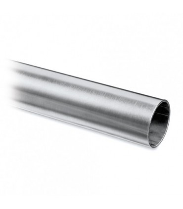 Tube inox aisi 304 diamètre 42.4 mm ép.2 mm