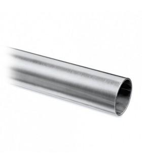 Tube diamètre 48.3 inox aisi 316 épaisseur 1.5 mm